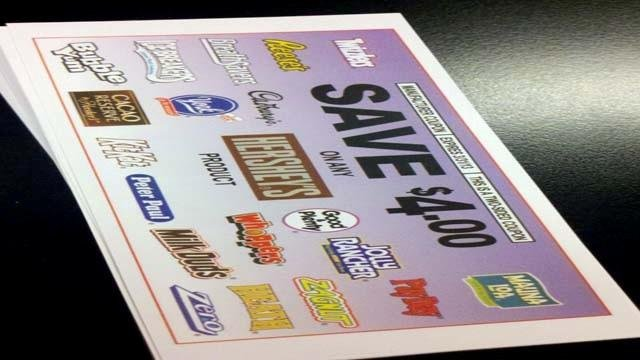3 arrested in coupon scam