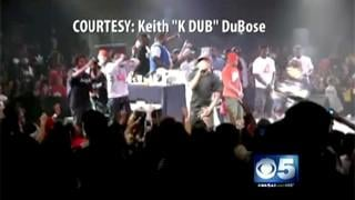 VIDEO: Bottles hurled during AZ hip-hop concert