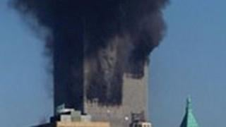 VIDEO: Eerie 9/11 image still studied