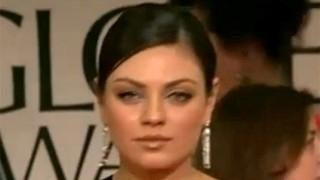 VIDEO: Mila Kunis is