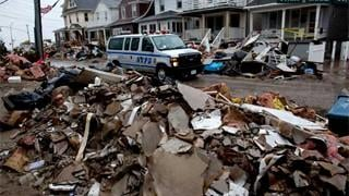 SLIDESHOW: Photos capture Sandy's carnage