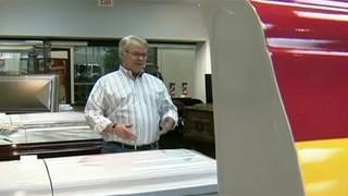 VIDEO: Custom caskets for sale