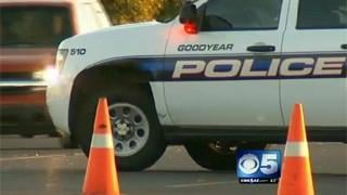 VIDEO: Goodyear officer fired over 911 prank