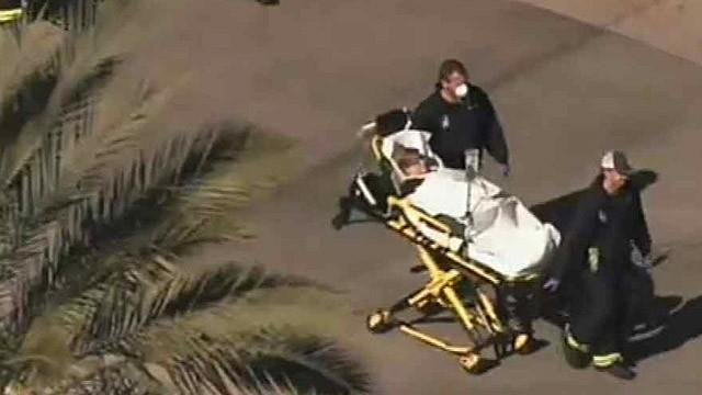 Several wounded in Phoenix office building shooting