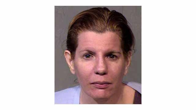 PD: Woman fakes cancer to duck arrest