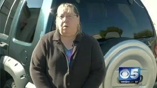 VIDEO: Woman sued for online review