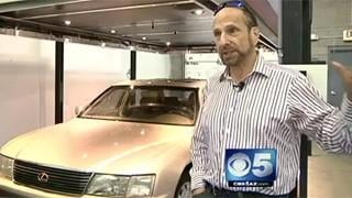 Valley inventor creates in-home car wash