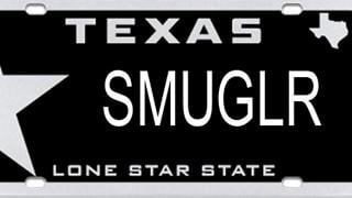 SLIDESHOW: Rejected TX plates