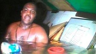 Man survives 3 days at ocean bottom