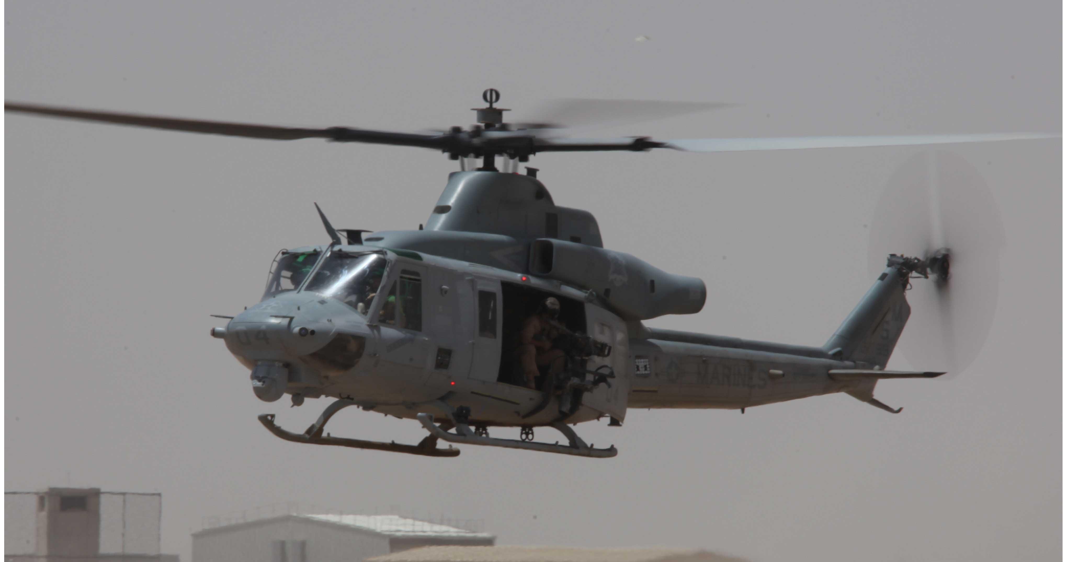 UH-1Y Venom Helicopter