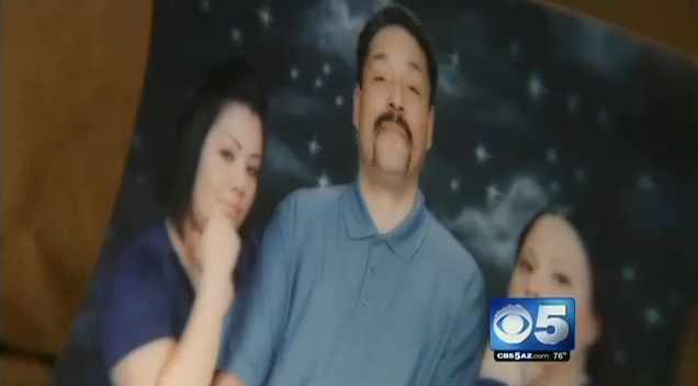 Peter Marquez - Walmart shooting victim