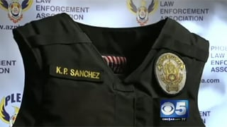 Cops hail new liquid body armor