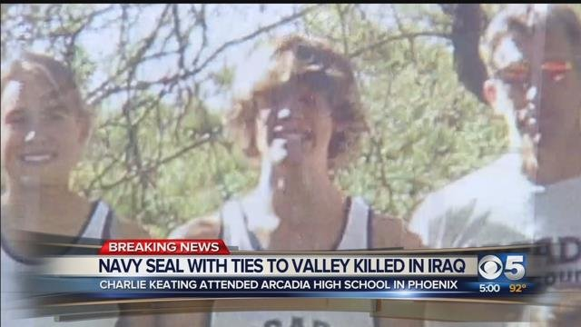 Navy SEAL killed in Iraq attended Valley high school