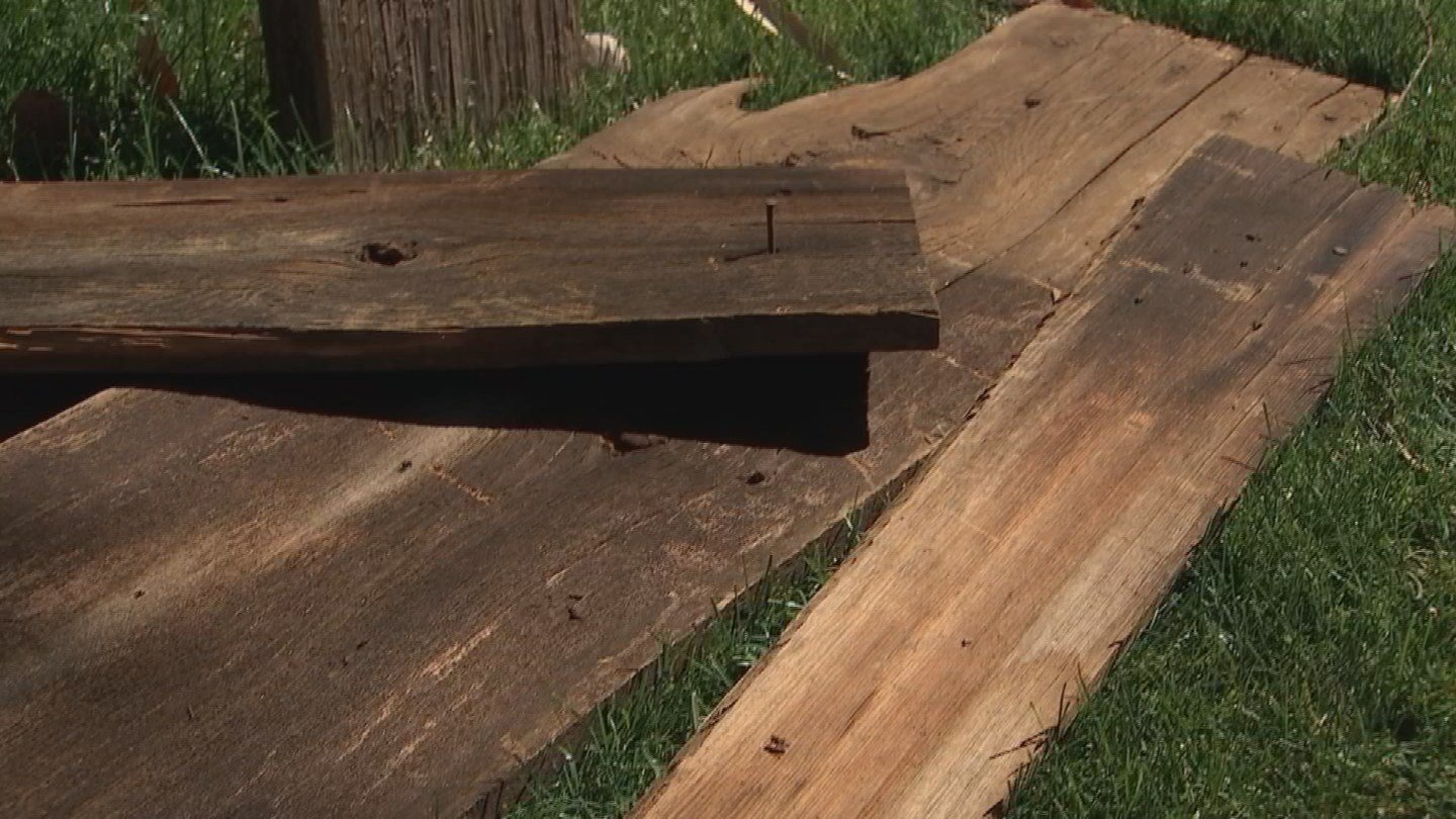 The Wood You Choose Should Have Some Age And Character (Source: KPHO/KTVK