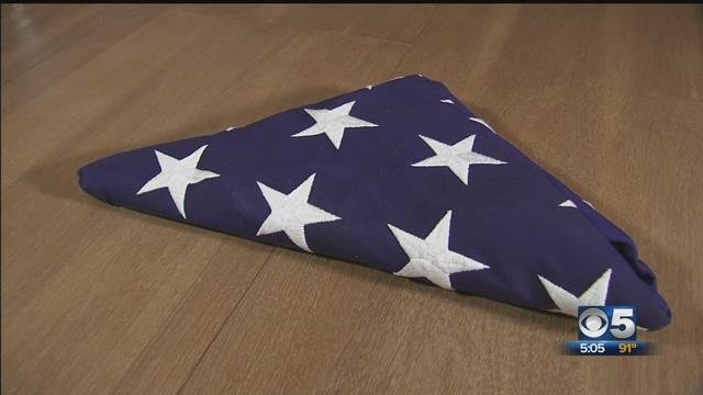 Flea market find turns into Memorial Day surprise for veteran's family
