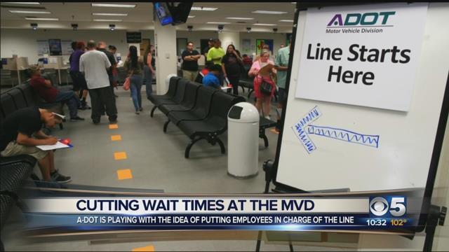 MVD experiment cuts wait times