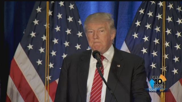 Local reaction on Trump possibly changing immigration policy
