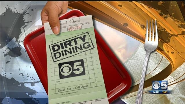 Dirty Dining Sept. 30: Popular West Valley restaurant hit with 7 health code violations