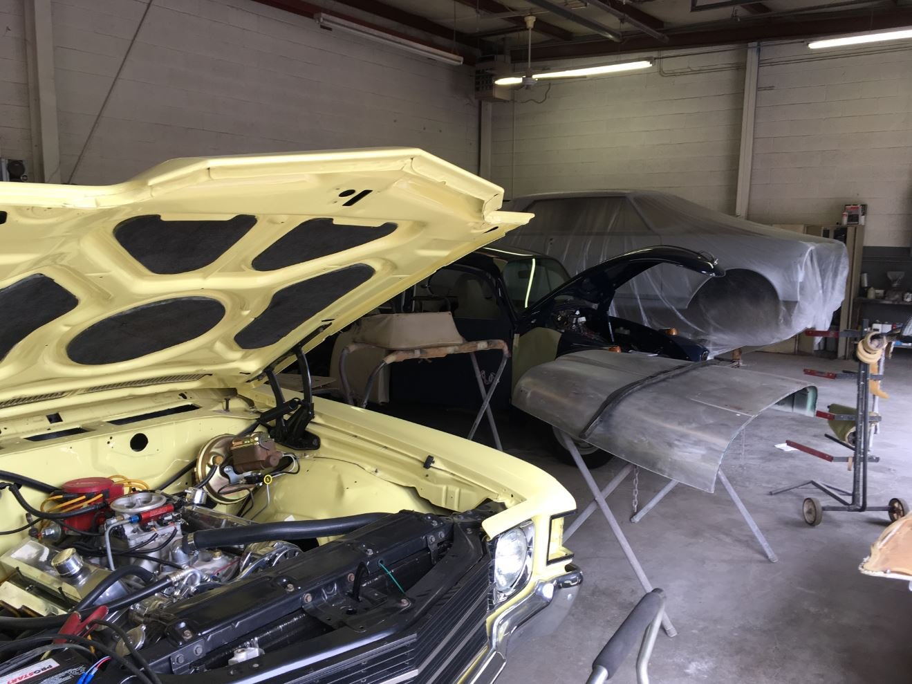 Restoring a classic car can be achievable with a little patience and know-how. (Source: CBS 5 News)