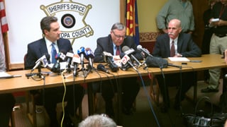 Sheriff Arpaio responds to DOJ report