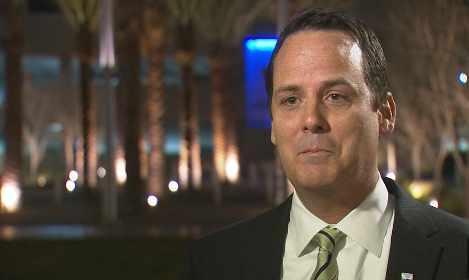 Chandler Vice Mayor Jeff Weninger