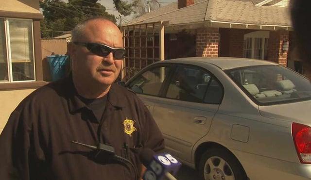 Doug Clark, Maricopa County posse member