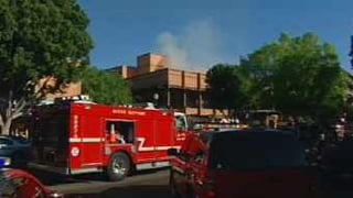 1st alarm fire at Tempe restaurant