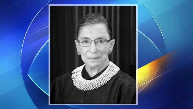 Justice Ruth Bader Ginsburg