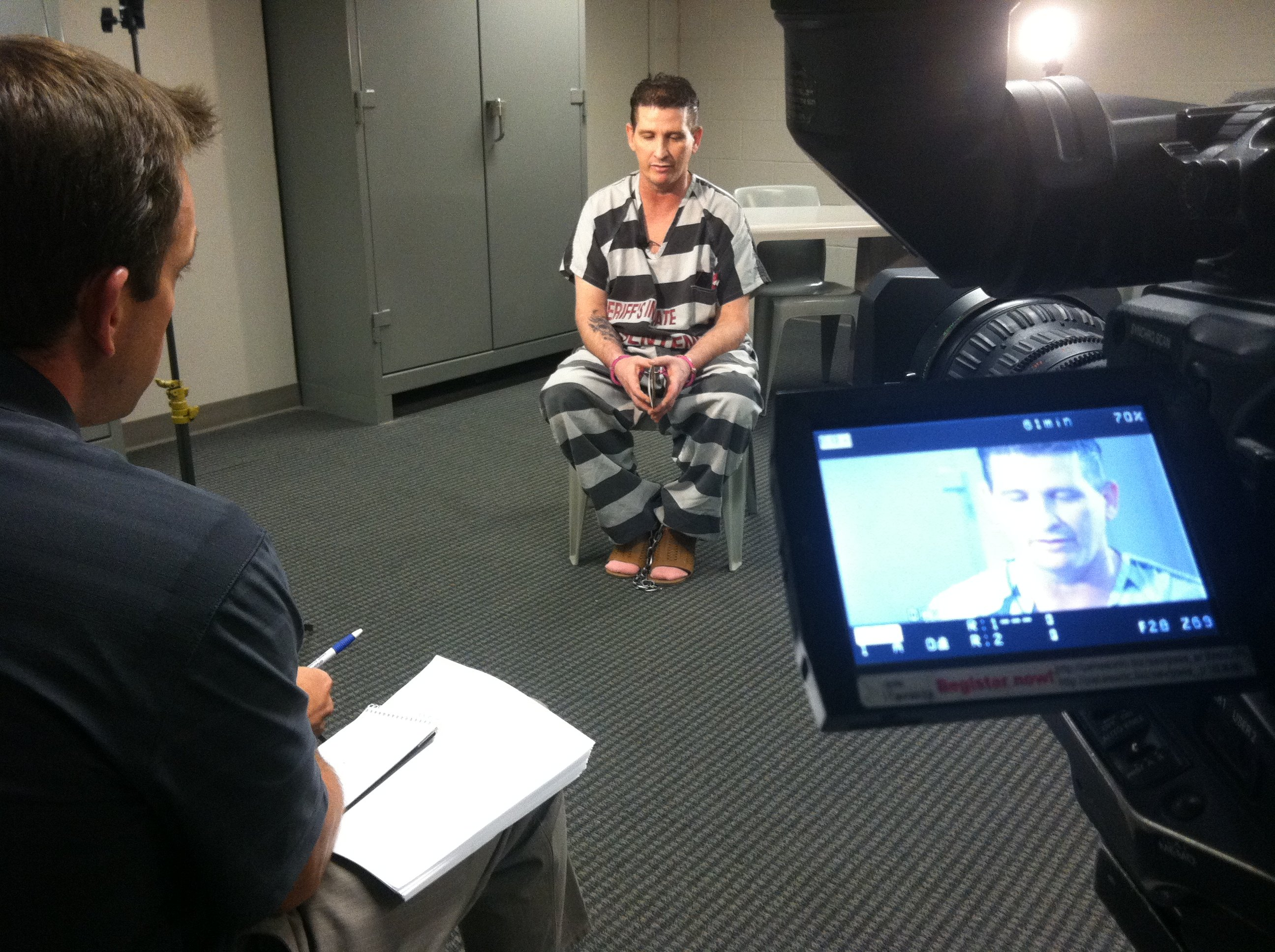 CBS 5 News' Adam Longo spoke exclusively with Steven Michael Humelhans after he was found guilty to a 1988 Phoenix murder.
