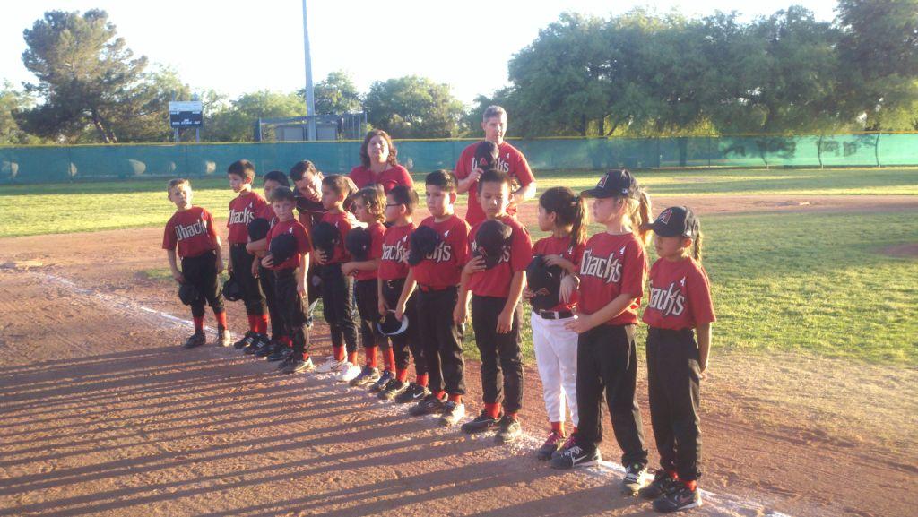 Little league holds vigil for missing Tucson girl - 3TV ...