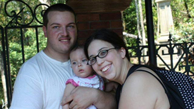 Shooting victims Jim Hiott, left, Lily Mederos and Amber Mederos.