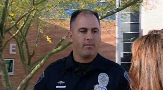 Gilbert Police Sgt. Bill Balafas