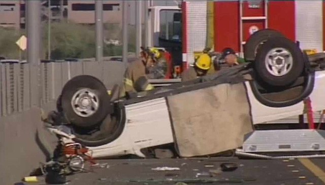 Victim in fatal i 10 crash identified as chandler man for Department of motor vehicles chandler arizona