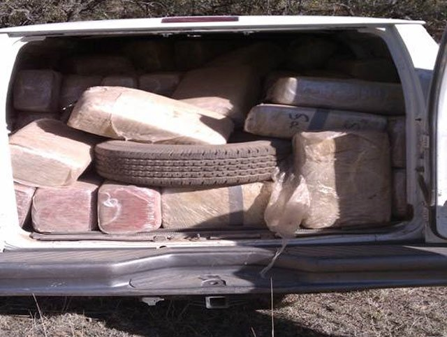 More than $3 million worth of pot were seized from two abandoned vehicles near Patagonia.
