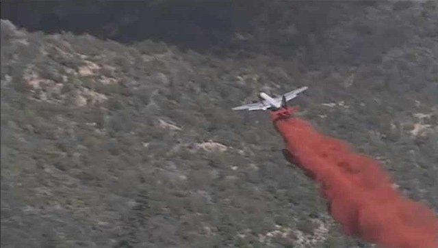 Arizona Wildfires, Gladiator, Fire, Firefighters - CBS 5 - KPHO