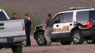 Drowning near Lake Pleasant
