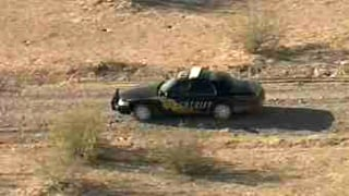 MCSO investigates body in desert