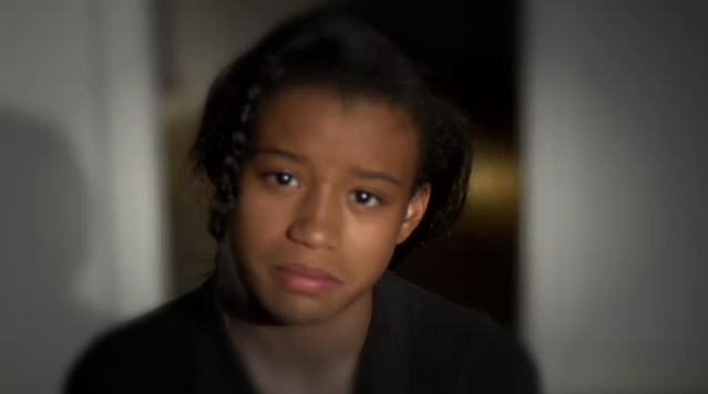 Courtesy of YouTube featuring an actress portraying a 13-year-old victim.