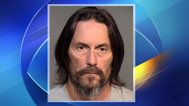 David Deal was arrested a second time Monday as he was driving away with a loaded U-Haul.