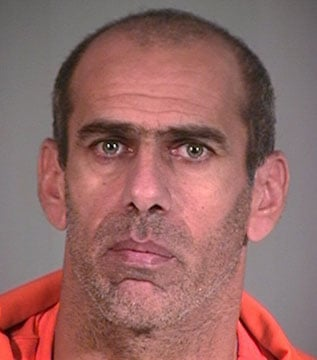 (Source: CBS 5 News) Bombing suspect Abdullatif Aldosary, 47, of Coolidge, was taken into custody Friday afternoon and is scheduled to be arraigned Monday afternoon.