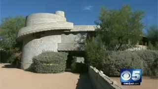 Frank Lloyd Wright-designed Phoenix home