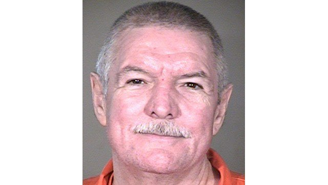 (Source: Arizona Department of Corrections) The Supreme Court declined without comment to block the execution of Richard Dale Stokley.