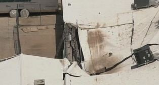 Gilbert business roof collapse