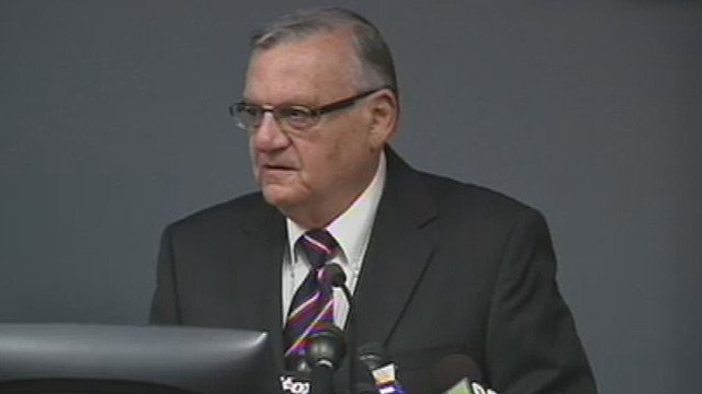 © Sheriff Joe Arpaio