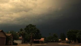 Viewer-submitted photo from Eva Hopper of Saturday's storm