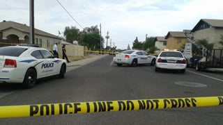 Shooting in Surprise neighborhood