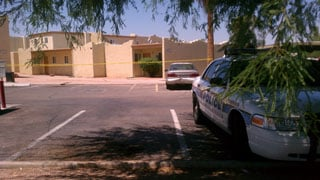 STabbing at Chandler apartment complex