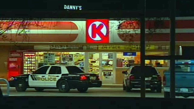 Police said a man walked into a Circle K store  at 8326 W. Union Hills Dr. just before 1:30 a.m., pointed a gun at the cashier and demanded money.