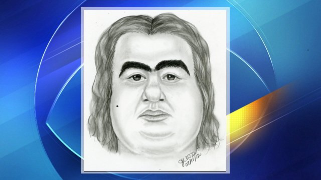 Composite sketch of suspect