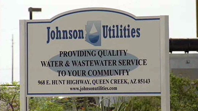 Johnson Utilities said routine sampling of its water showed one positive result for the E. coli bacteria on Aug. 18.